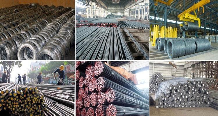 Báo giá sắt thép xây dựng mới nhất, giá cập nhật năm 2021