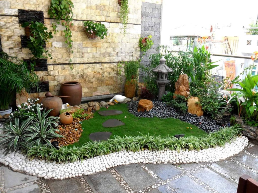 Đơn vị thiết kế tiểu cảnh sân vườn uy tín, nhanh chóng với giá rẻ