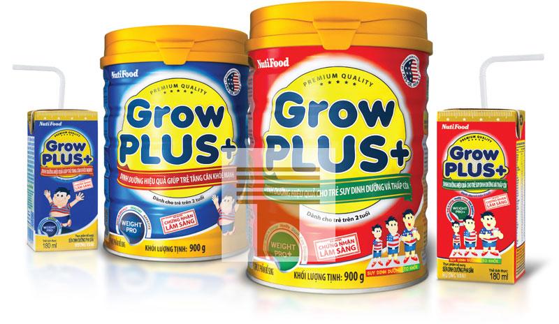 Sữa tăng chiều cao Grow Plus