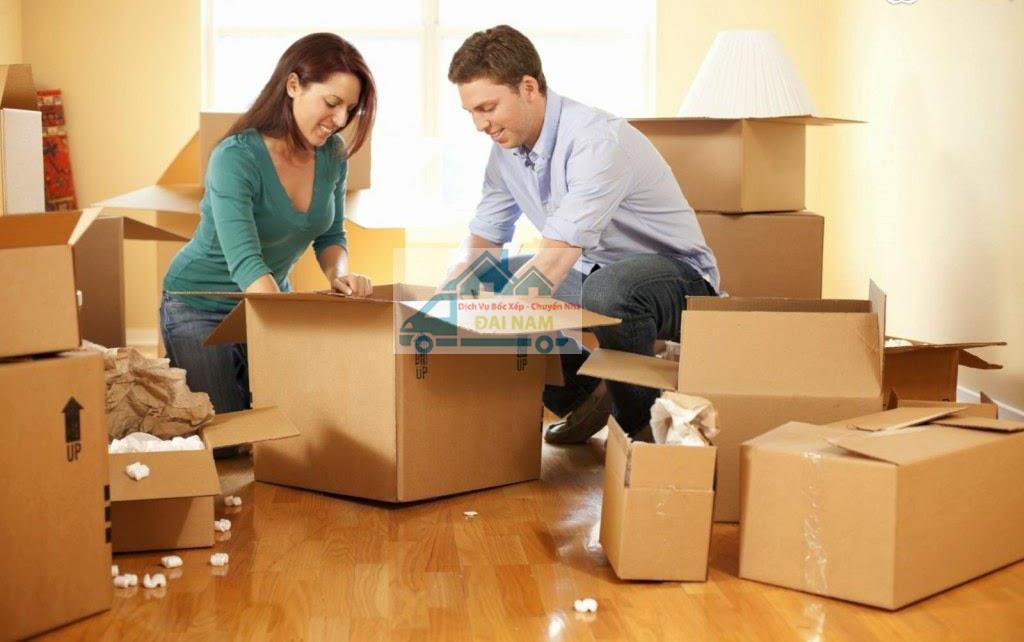 Mẹo chuyển nhà nhanh chóng không nên bỏ qua